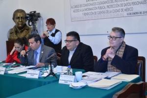 Realizarán foro para fortalecer el proceso de selección de aspirantes al InfoDF