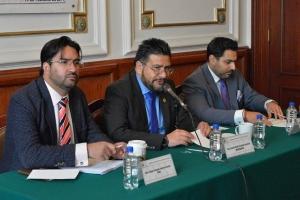 Resguardemos derechos humanos en Constitución CDMX: Corchado