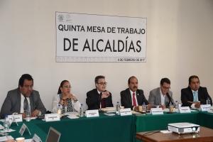 Reformas a Leyes Orgánicas de CDMX deben definir funciones de autoridades en 2018