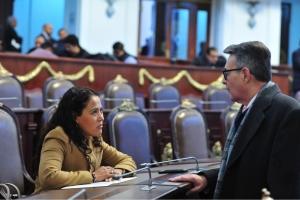 Agenda legislativa de la Dip. Vania Ávila para el 2018 en la ALDF