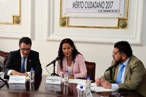 Lanzan convocatoria para entregar Medalla al Mérito Ciudadano 2017
