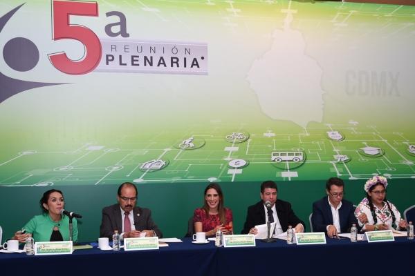 Nutrida agenda legislativa la que impulsarán las fracciones del PRI y PVEM en la Asamblea Legislativa