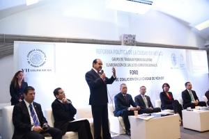 ALDF será pionera en ley relativa al gobierno de coalición