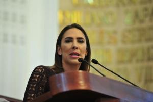 Exige Mariana Moguel a Gobierno central y delegación Xochimilco resolver problemas de movilidad tras sismo del 19-S