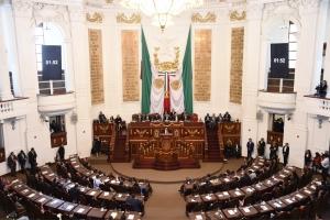 La ALDF fortalece el reconocimiento a diversos sectores de la sociedad en la Ciudad de México