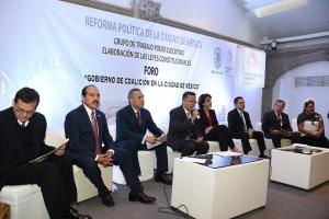 Gobiernos de coalición generan beneficio a ciudadanos: López Adame