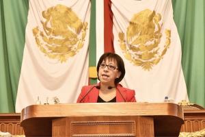 Clasificar al feminicidio como delito de alto impacto, solicita  Beatriz Rojas a la Procuraduría capitalina