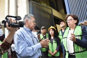 Por contaminación y daños a la salud, Rojas Martínez busca reubicar la Planta de Tratamiento de Residuos Sólidos
