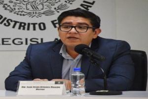 Juan Jesús Briones propone creación de himno para la Ciudad de México