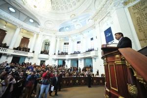 En la ALDF comparece el Secretario de Seguridad Pública de la Ciudad de México
