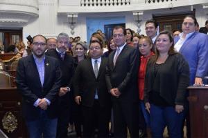ALDF ratifica propuestas de magistrados