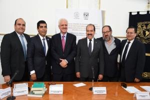"""ALDF y UNAM firman convenio para realizar diplomado """"Transformaciones Urbanas y Reforma Política en la Ciudad de México 2016-2017"""""""