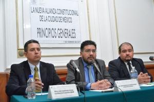 Reforma Política debe seguir su cauce: Juan G. Corchado