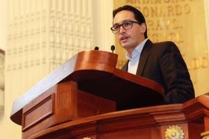 Damnificados de la CDMX por el sismo del 19 de septiembre deben estar exentos de pago de predial y agua: dip. Andrés Atayde