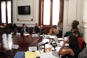 Entrevistan diputados de la ALDF a 18 aspirantes al Consejo Consultivo de Desarrollo Urbano de la Ciudad de México