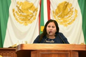 Pide Citlalli Hernández fortalecer programas de seguridad