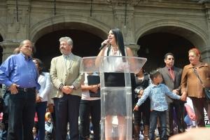 Gestionará Janet Hernández  que se destinen mil 500 MDP del presupuesto federal para reparar red hidráulica