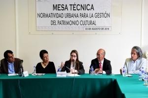Necesaria una normatividad urbana que integre la conservación del patrimonio cultural arquitectónico: diputada Margarita Martínez