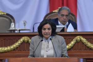 Pide diputada Flor Ivone Morales traducir la Constitución de la Ciudad de México a lenguas originarias