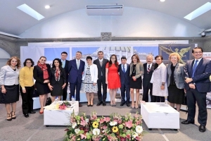 Rindió informe Cynthia López sobre trabajo en Asamblea Constituyente