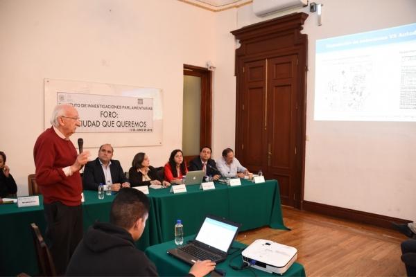 Congreso de la Ciudad de México deberá fortalecer marco jurídico para garantizar el derecho a una ciudad más plural e incluyente