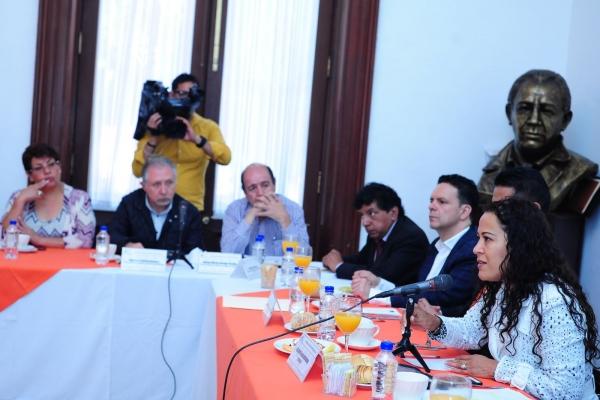 Se reunió Ávila con Consejos Ciudadanos Delegacionales