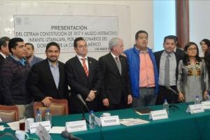 GCDMX presenta Cetram Constitución y museo interactivo
