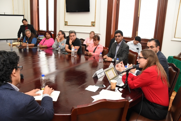 Proceso para emitir dictamen del PGDU será trabajo en conjunto con organizaciones sociales: Martínez Fisher