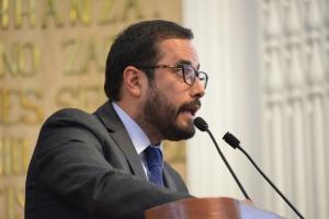 Buscará ALDF proteger a menores de violencia por internet: Romo Guerra