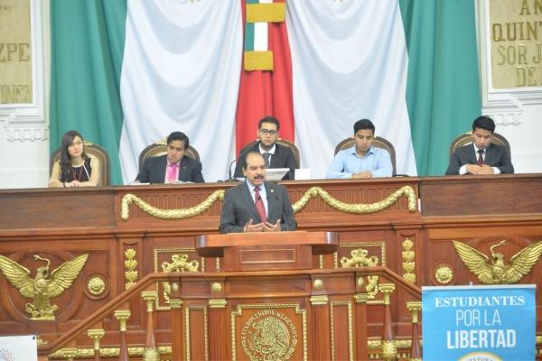 Ideología y vocación de servicio cualidades para hacer política: José Encarnación Alfaro