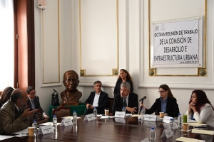Comisión de Desarrollo e Infraestructura Urbana aprobó Plan de Trabajo 2017