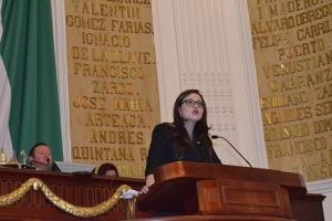 Exige Cynthia López a Monreal mayor seguridad en escuelas