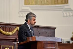 Exhorta Raúl Flores poner a consulta instalación de parquímetros en colonias de Azcapotzalco y Cuauhtémoc