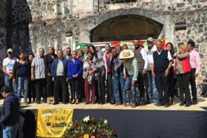 Inaugura Janet Hernández Primer Conversatorio de los Culhuacanes