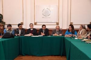 Defenderá morena ante la Corte a pueblos, barrios y sanciones contra la violencia política de género