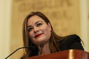 Pide Elizabeth Mateos acciones para mejorar espacios y movilidad en oriente de CDMX