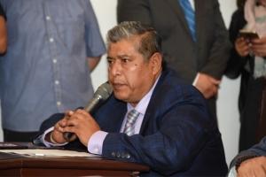 Pide Felipe de la Cruz a la Semovi eliminar candados por falta de pagos parciales de concesión, para que los taxistas puedan realizar sus trámites
