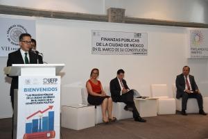 Armonizar leyes en finanzas públicas en CDMX: Adame