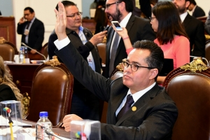 Todos debemos defender Constitución CDMX: Leonel Luna