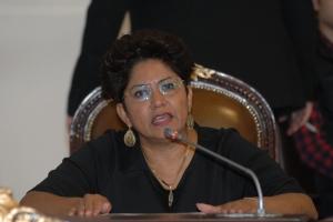 Gestionará Nury Ruiz más recursos para mantenimiento y compra de videocámaras en Presupuesto 2018