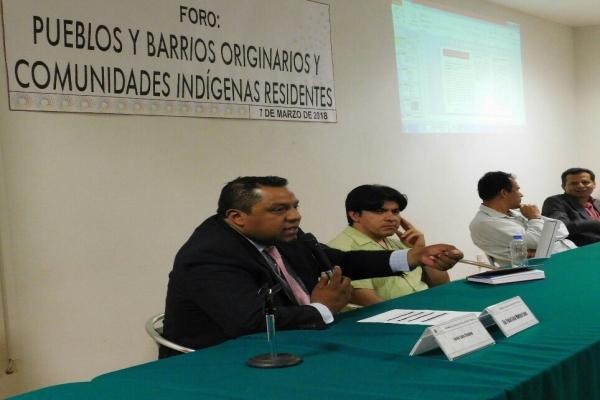 Prepara diputado Paulo César Martínez López, iniciativa de Ley de Pueblos y Barrios Originarios y Comunidades Indígenas Residentes