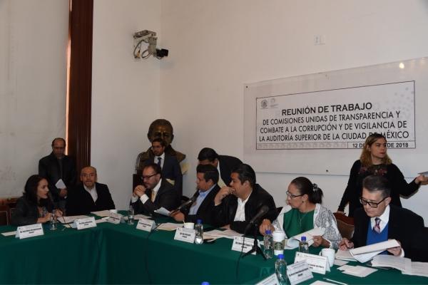 Inicia proceso de integración del Sistema Anticorrupción de la CDMX