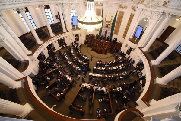 Llama dip. Leonel Luna a legisladores de morena a no engañar a la ciudadanía