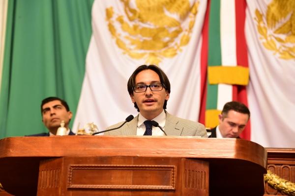 La Federación intenta castigar a la CDMX reduciendo el Fondo de Capitalidad: dip. Andrés Atayde